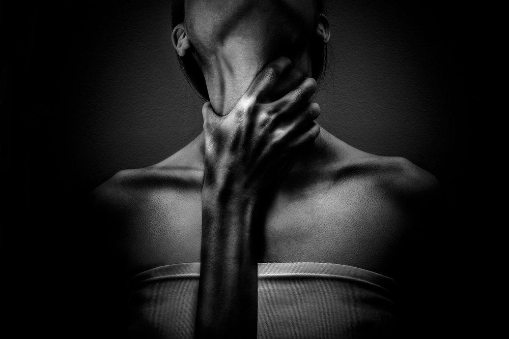 • abused •