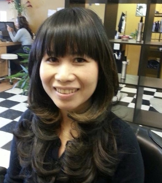 Kim P - Hair stylist with 15 years experience. She excels with men and women haircuts, styles, and color. Kim P also offers waxing. -