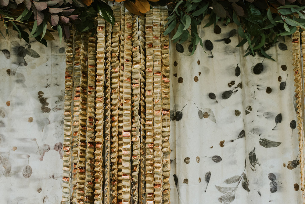 Detail of Backdrop