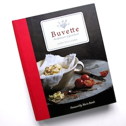 First Look: Jody Williams' Buvette Cookbook Eater, April 2014
