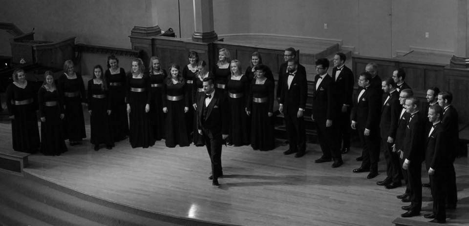 """Lux Singers...[are] extraordinary! Some of the best choral singing one would hear anywhere. Simply awesome blend and vocal production.""   Mike Hale Hartney, M.Div., Yale University"