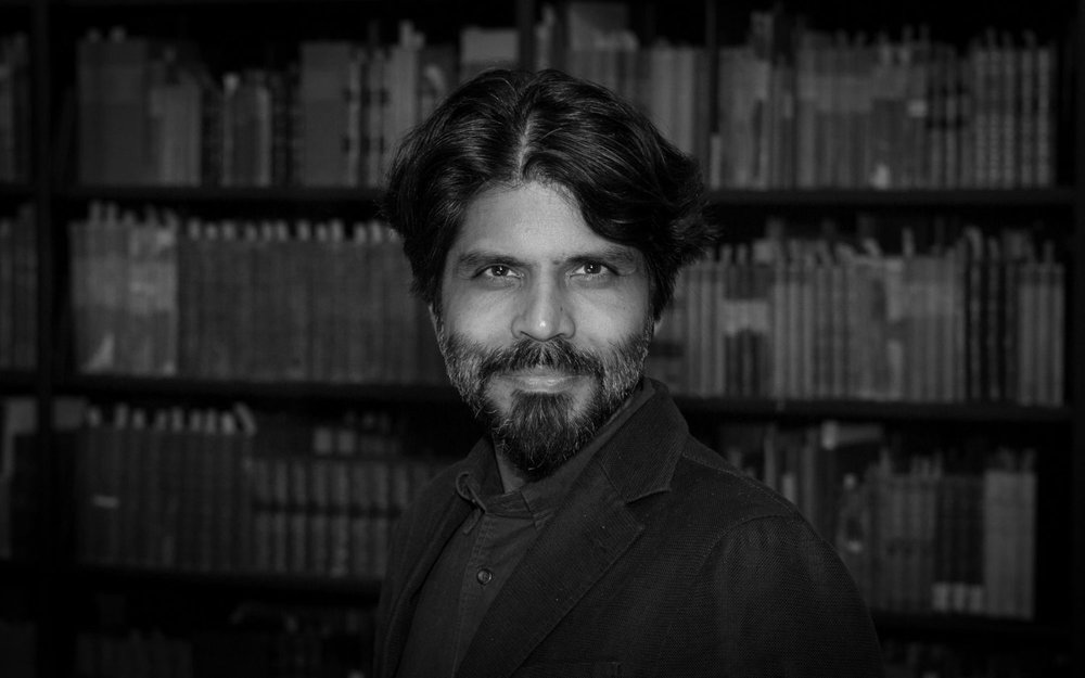 Schrijver Pankaj Mishra