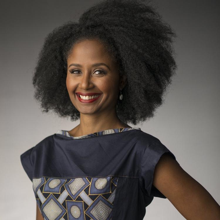 Ebissé Wakjira-Rouw werd in Ethiopië geboren. In Nederland werd zij Ethio-Nederlander, zwart én een niet-westerse allochtoon. Ze werkt als redacteur non-fictie bij uitgeverij Amsterdam University Press.
