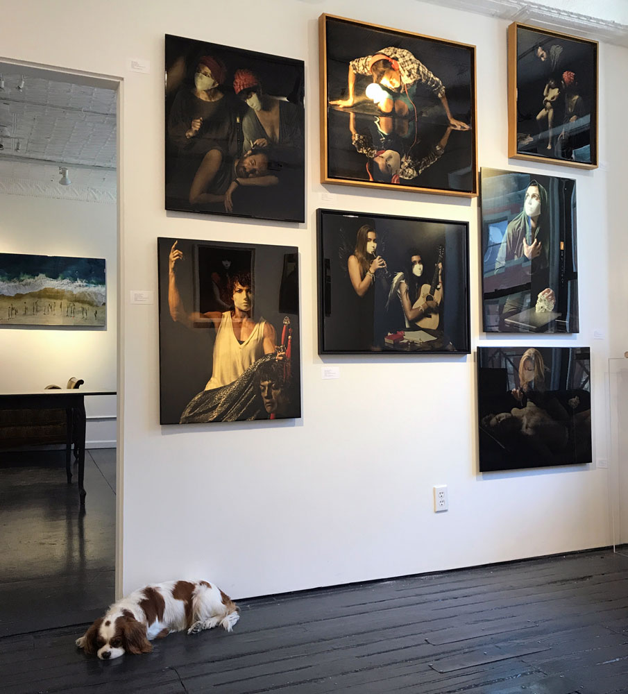 Exhibitions and Art Fairs — Since 2005