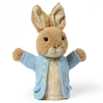 Peter Rabbit Hand Puppet - $26.99 - Buy Here