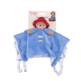 Paddington Bear Comfort Blankey - $35 Buy Here