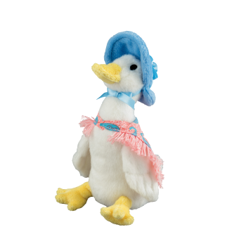 Jemima Puddleduck Small Plush - $22.99 Buy Here