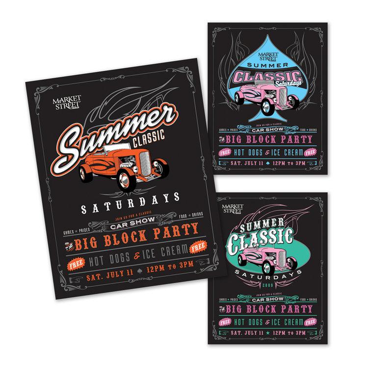 Market Street Summer Classic Todd Palisi - Market street car show