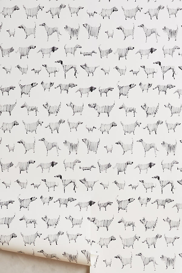 Dog Sketch Wallpaper