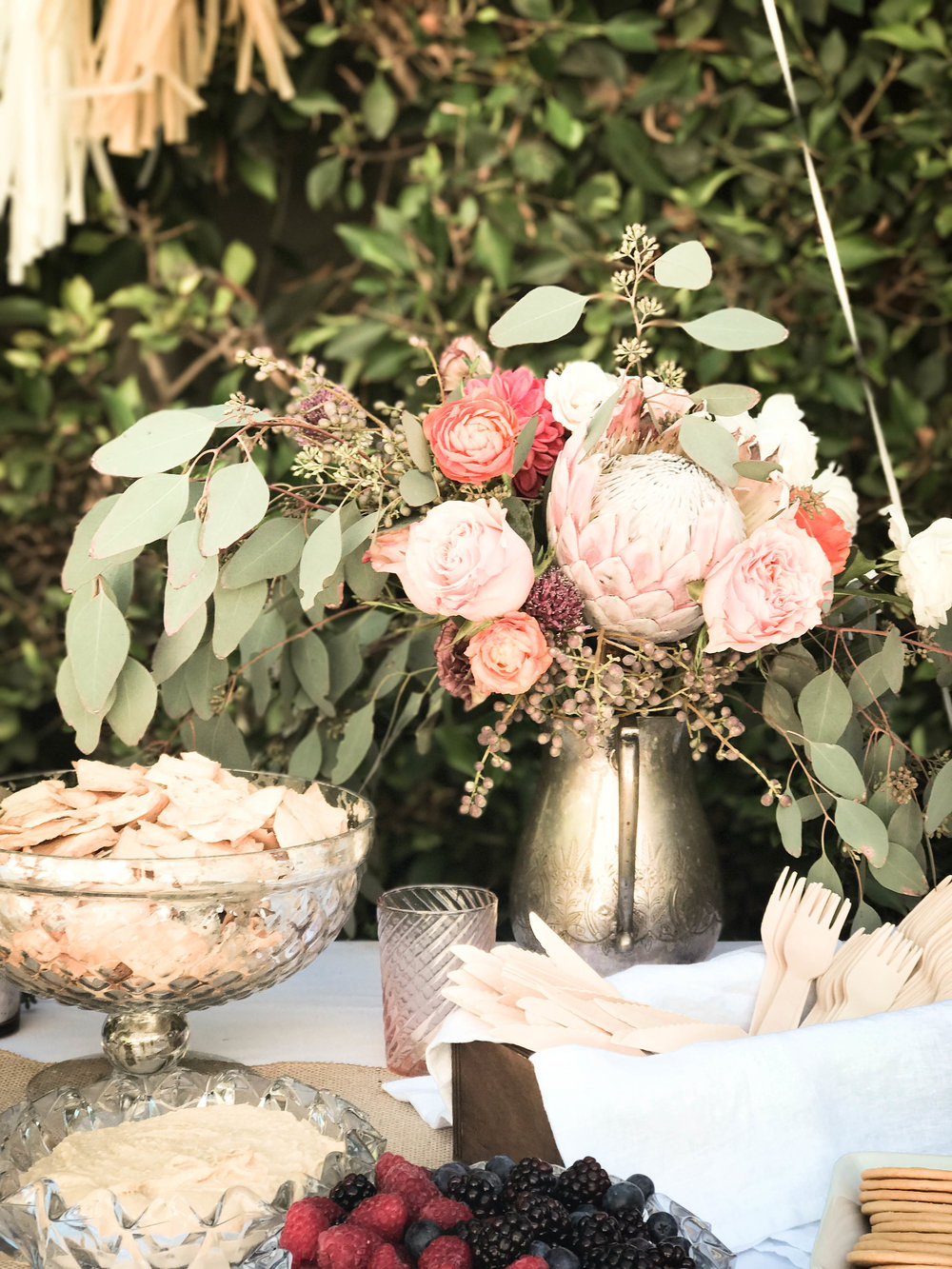Everything You Need For The Ultimate Boho Baby Shower