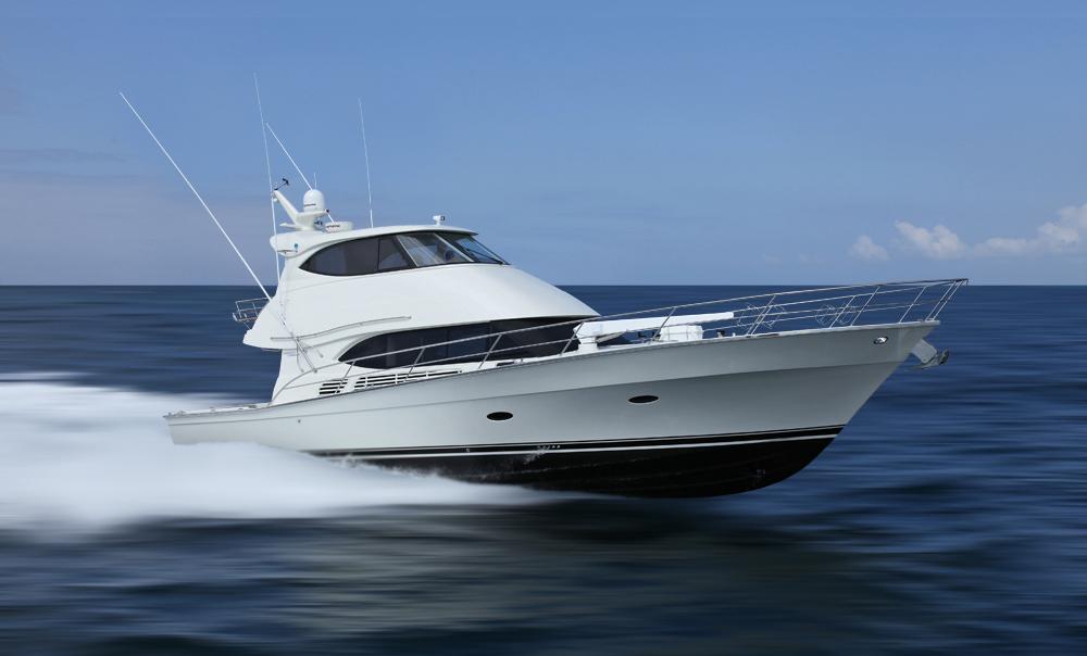 Salthouse Motor Yacht Running