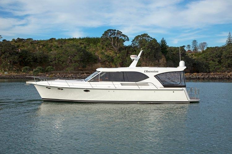 Salthouse Corsair 44E Motor Yacht