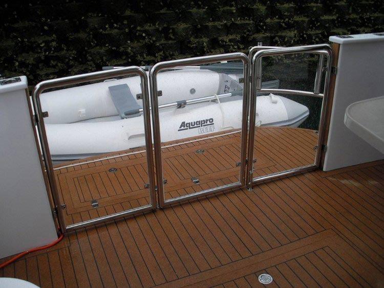 Salthouse Corsair 44C Sterngates