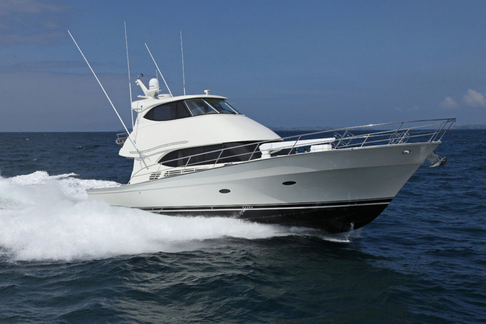 Motor Yacht Icon 54 Flybridge