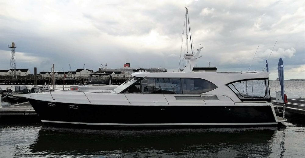 Salthouse Corsair 44E | Hylas M44 on display, ready for viewing !
