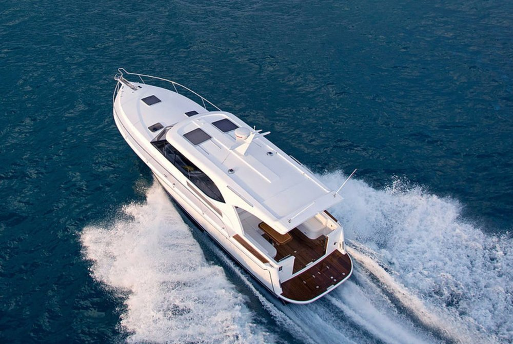 The CORSAIR has been designed for todays life style, from the luxurious interior to the spacious cockpit. Experience proven performance, economical cruising.