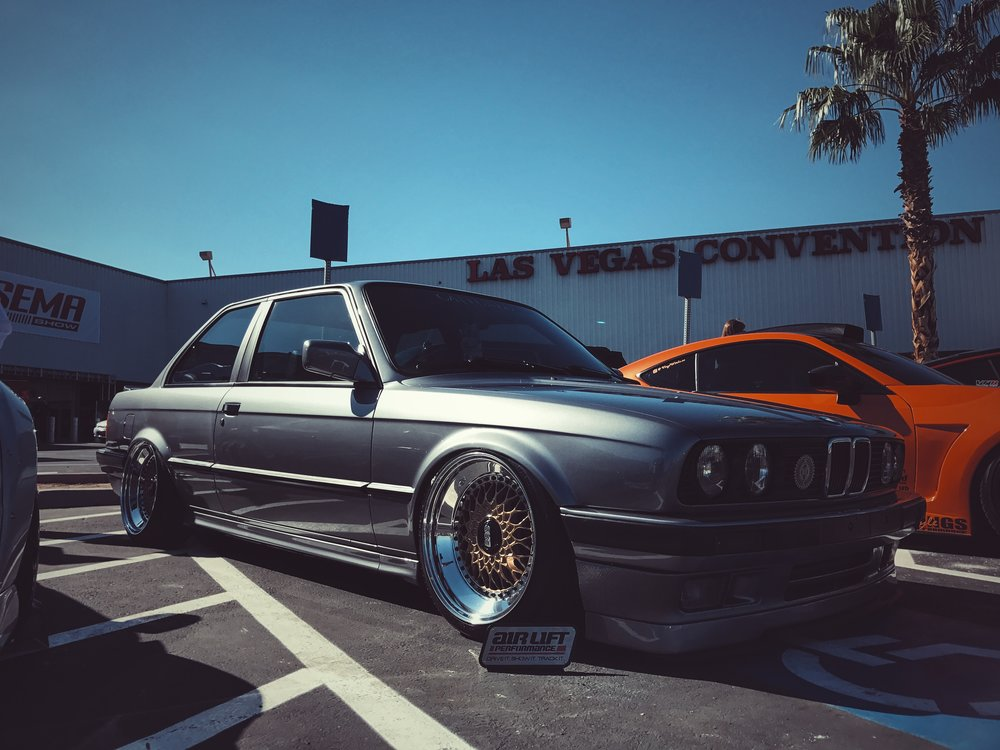 CAtuned BMW E30