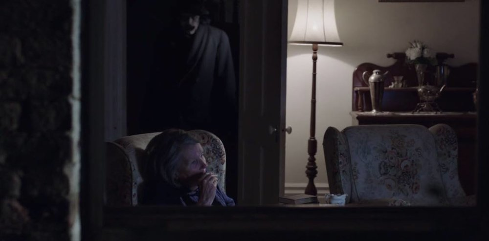 In addition to being a great metaphor, the Babadook is also incredibly terrifying!
