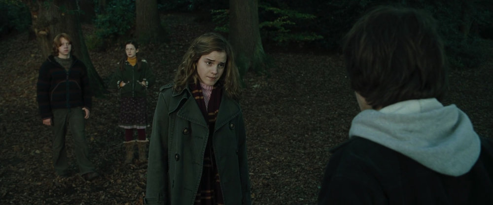 Hermione believes in magic AND the wonder of storytelling!