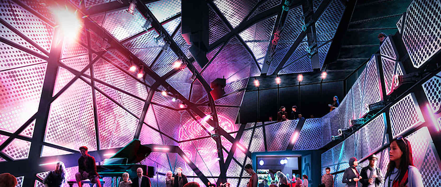 National Sawdust Theater