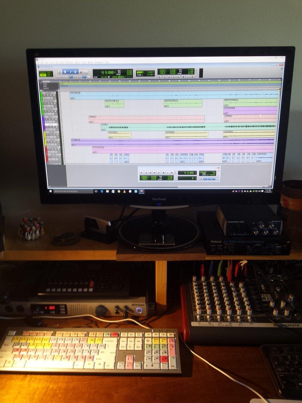 Recording studios Canberra
