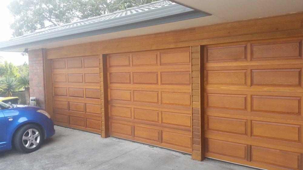 Raised Panel Cedar