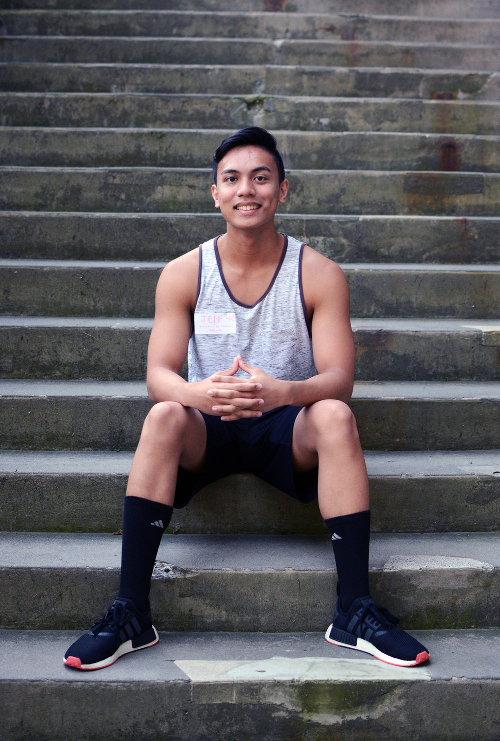 Jefferson Poserio   Director of Internal Affairs    Year : Senior, 2019  Major : Human Biology, Health, and Society  Other Involvements : Cornell Filipino Association, Pi Delta Psi, Sinigang Hip Hop, CholKids Research Lab  As Director of Internal Affairs, Jeff is excited to bring the A3 community together and provide the necessary resources to see every organization succeed. Jeff strives for greater unity within the different groups through more cross-cultural programming and events. During his down time he likes to keep up with current events, play volleyball, or chill with friends.