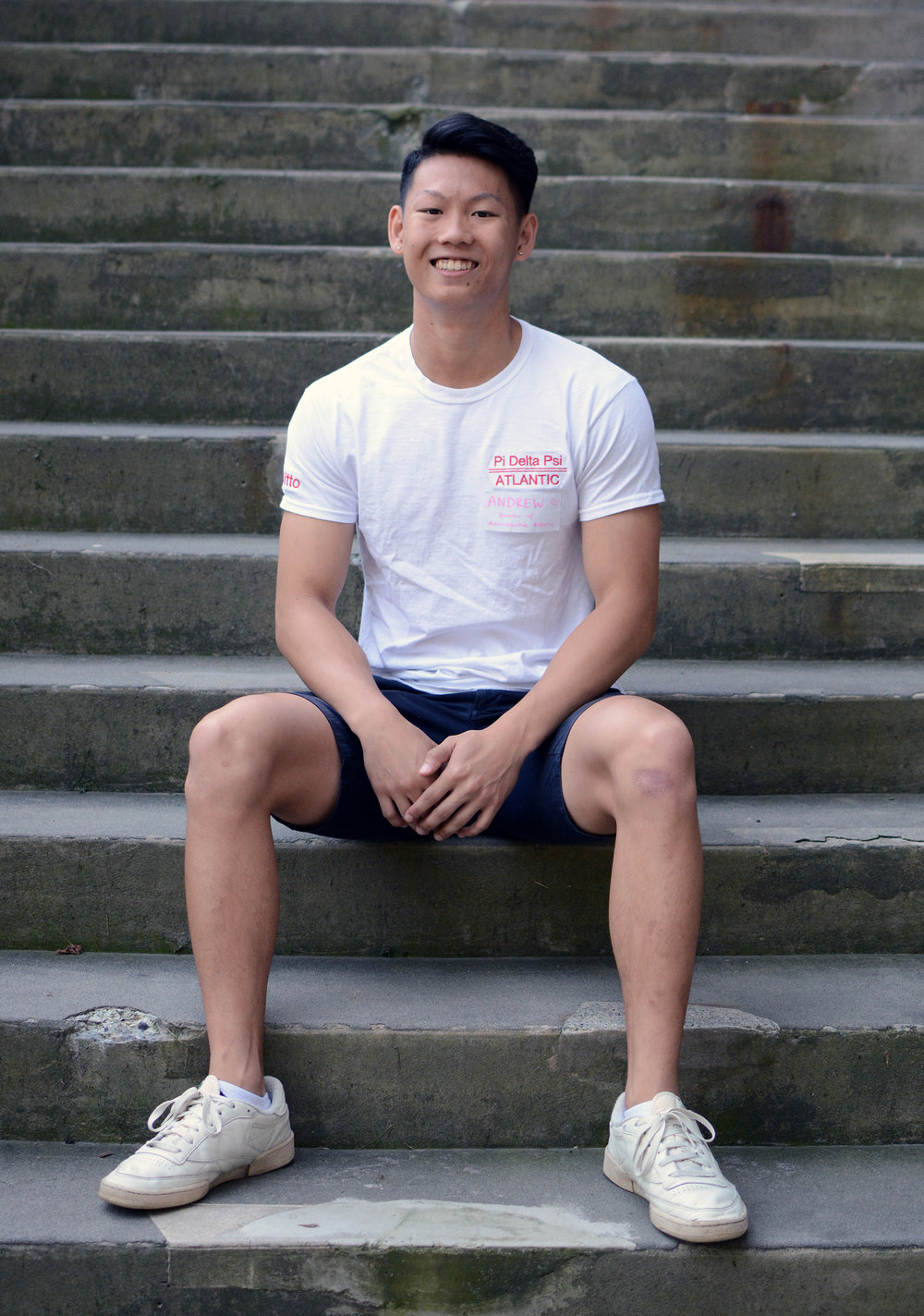 Andrew Lee   Director of Administrative Affairs    Year : Junior, 2020  Major : Human Biology, Health, and Society  Other Involvements : Pi Delta Psi, Chinese Students Association  Andrew is the the Director of Administrative Affairs and is excited to be the main point of contact for all of you and keeping the community updated through email blasts. CAPSU is an outlet for Andrew to help learn more about his own Asian-American identity, allow other people to find their identity, and promote collaboration and support throughout the community. Find Andrew watching baseball and basketball games whenever he can or just chilling with Jong, Jeff or Hansen.