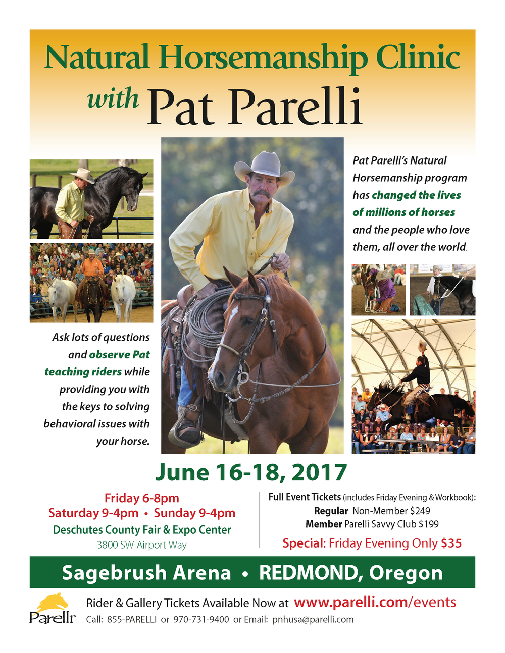 Workbooks skippers ticket workbook : Natural Horsemanship Clinic with Pat Parelli — PD Horsemanship, LLC