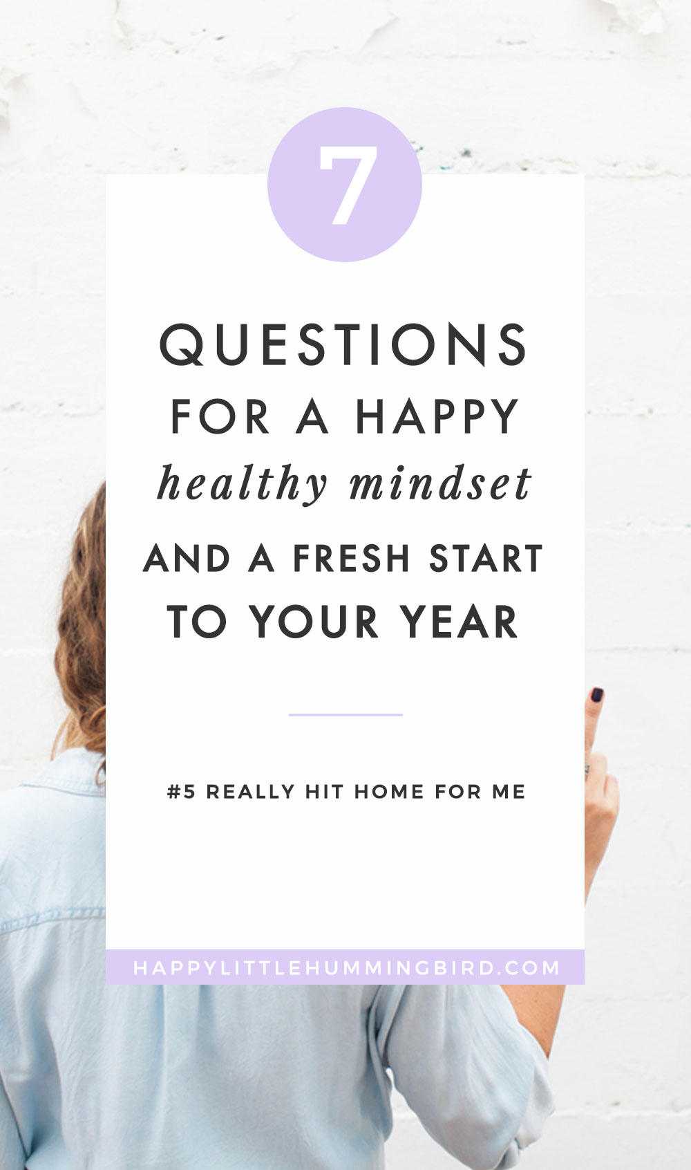 Don't start the new year with a heavy emotional weight from carrying last year's baggage! Start the year fresh with a healthy positive mindset so you can focus on what's truly important and matters most to YOU!