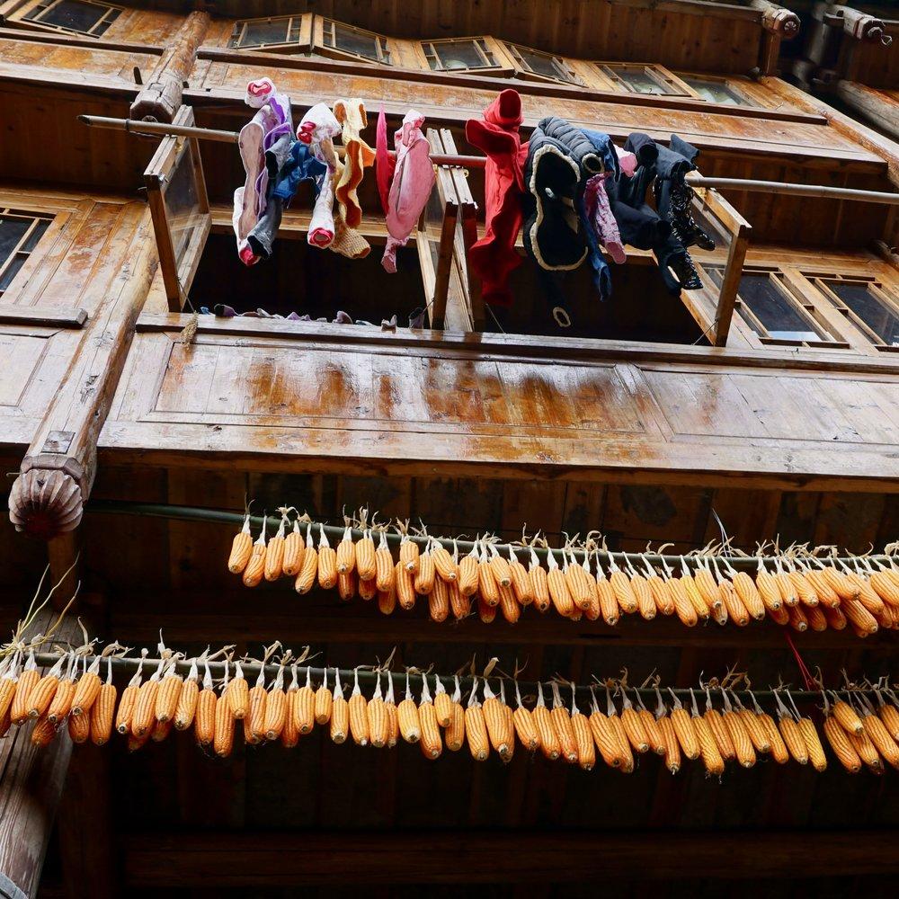 Outside Guilin, China