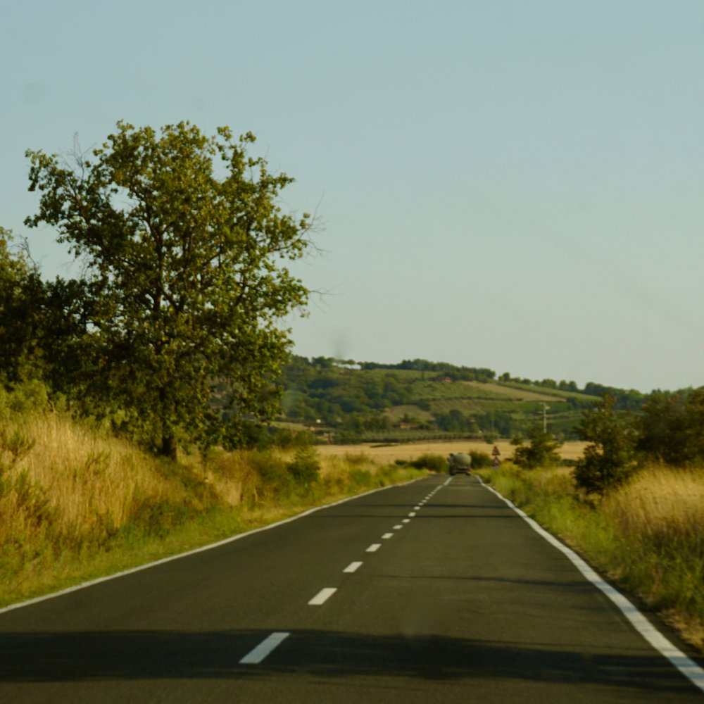 Road Tripping from Milan to Rome