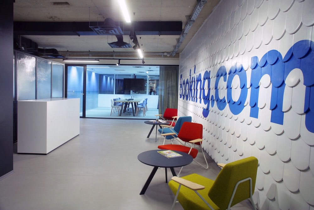 Booking.com are considered a leader when it comes to digital strategy. Picture: