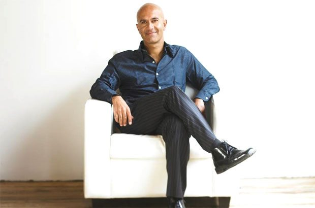 Canadian writer and leadership expert Robin Sharma recognises the power of words.