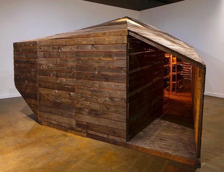 Installation view: MIT List Visual Arts Center Photo credit: Peter Harris, Boston