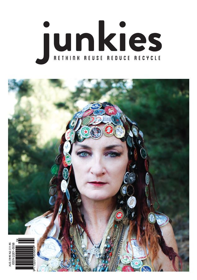 Junkies issue 9