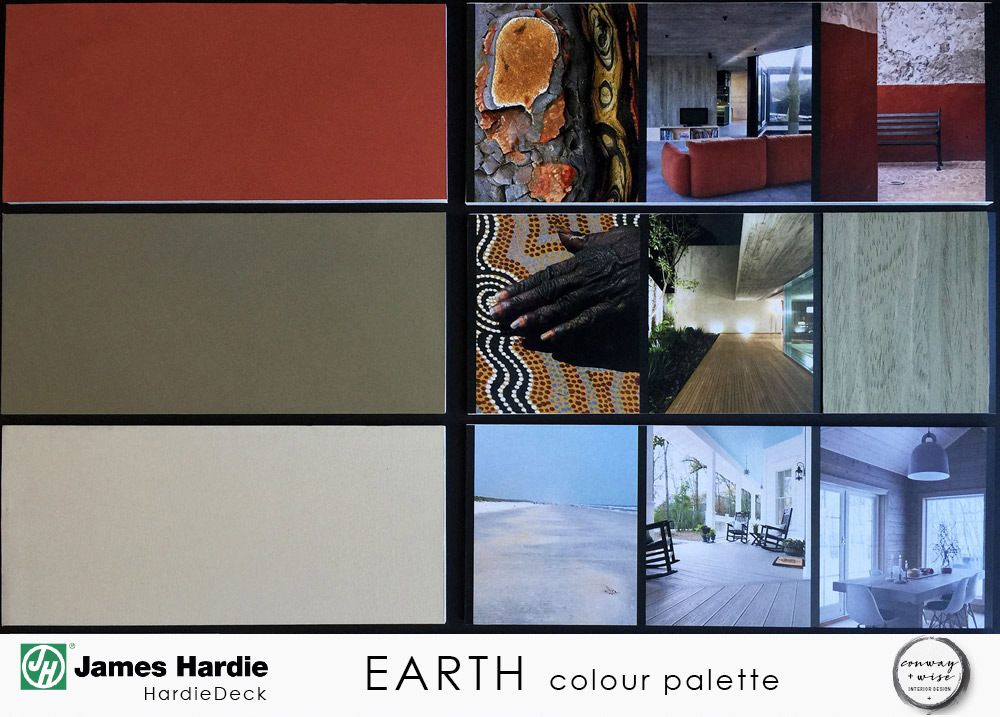 <p><strong>COLOUR</strong>James Hardie</p>