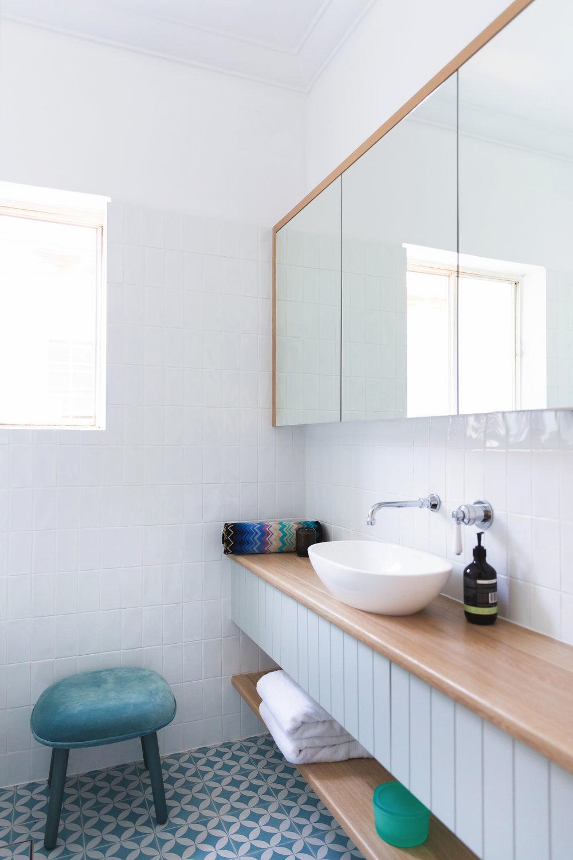 Bondi bathroom - Conway + Wise