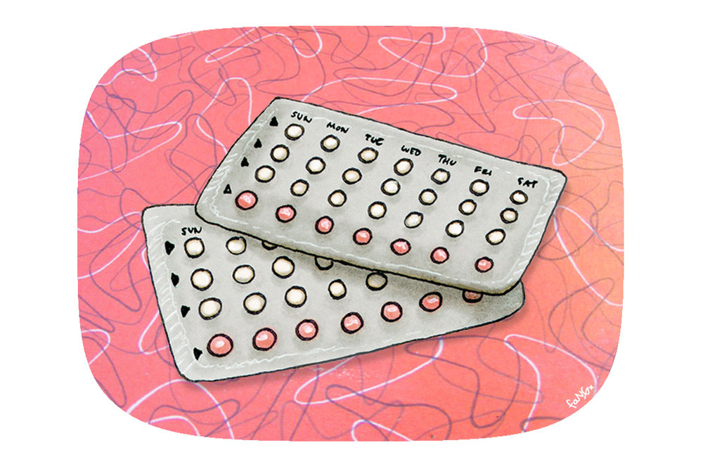 COULD THE PILL BE MAKING YOU DEPRESSED?