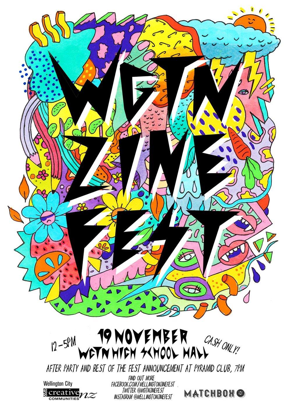 Wellington Zine Fest