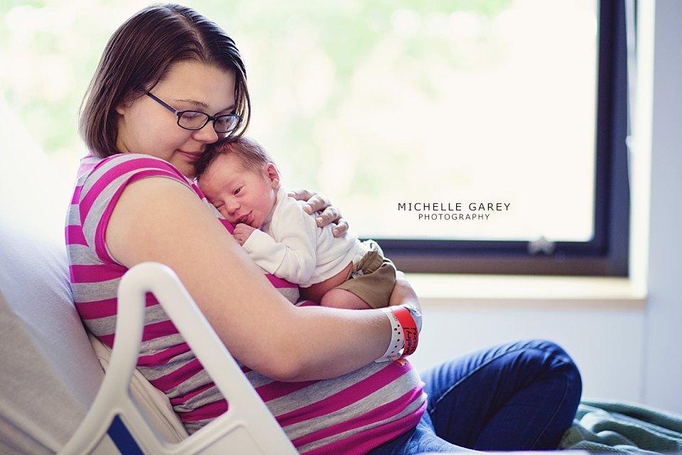 Denver Birth Photography