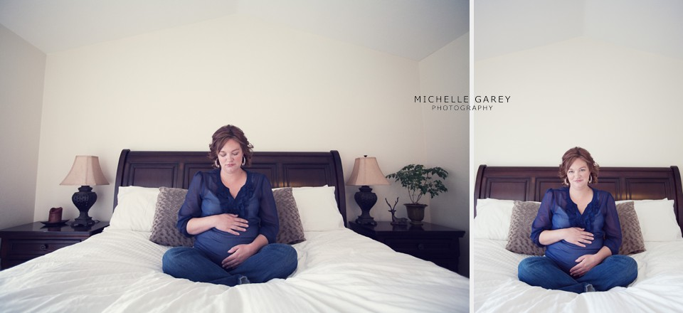 A Baby On the Way! : Katherine's Maternity Session :: Littleton Birth Photographer