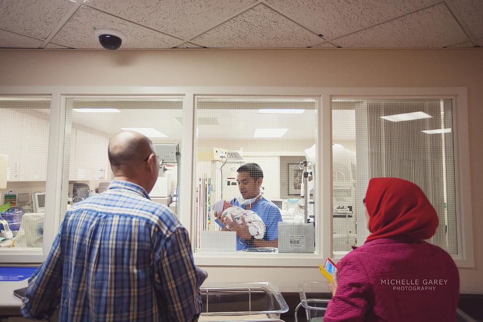The Birth of Malika :: Denver Cesarean Birth Photographer