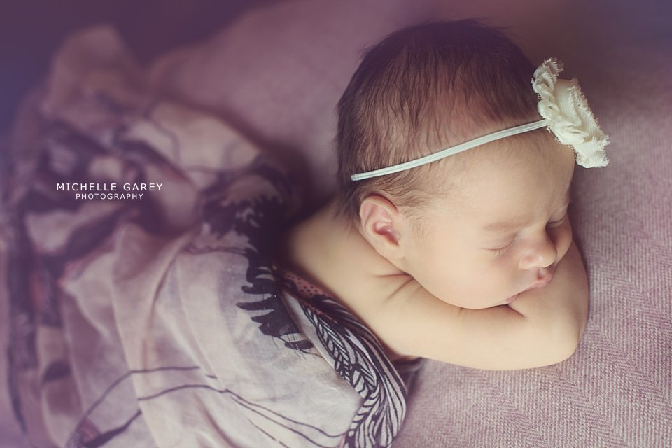 Bridgett's Newborn Session :: Denver Newborn Photography