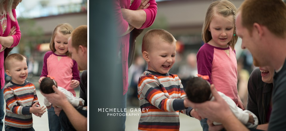 The Arrival of Isla :: Denver Adoption Photographer