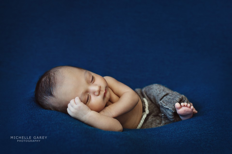Denver Newborn Photographer Michelle Garey