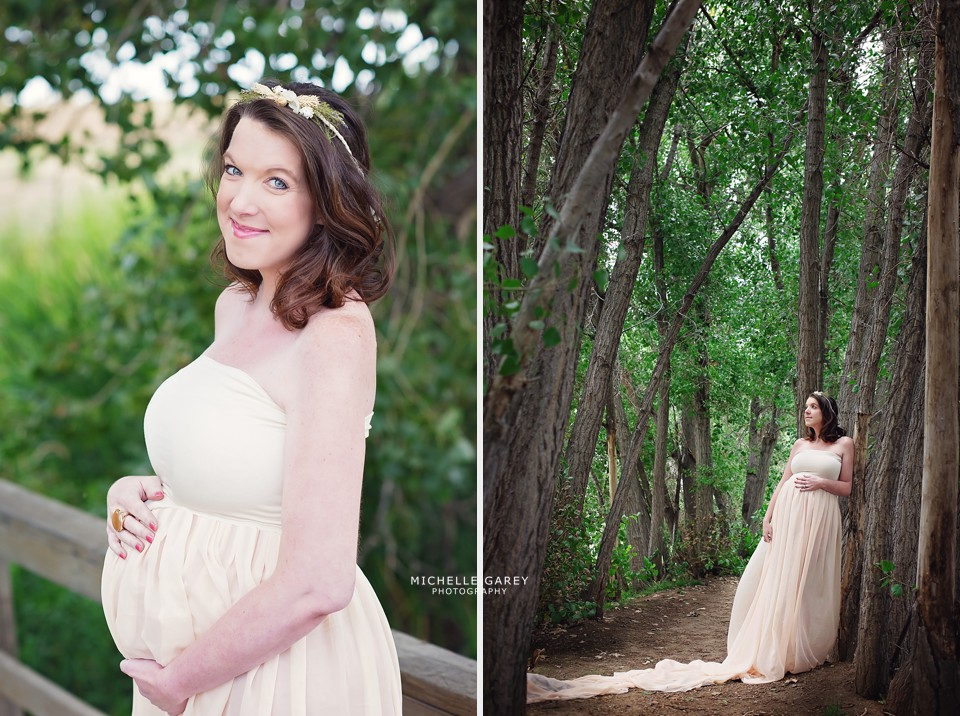 Melissa's Maternity Session :: Denver Pregnancy Photographer