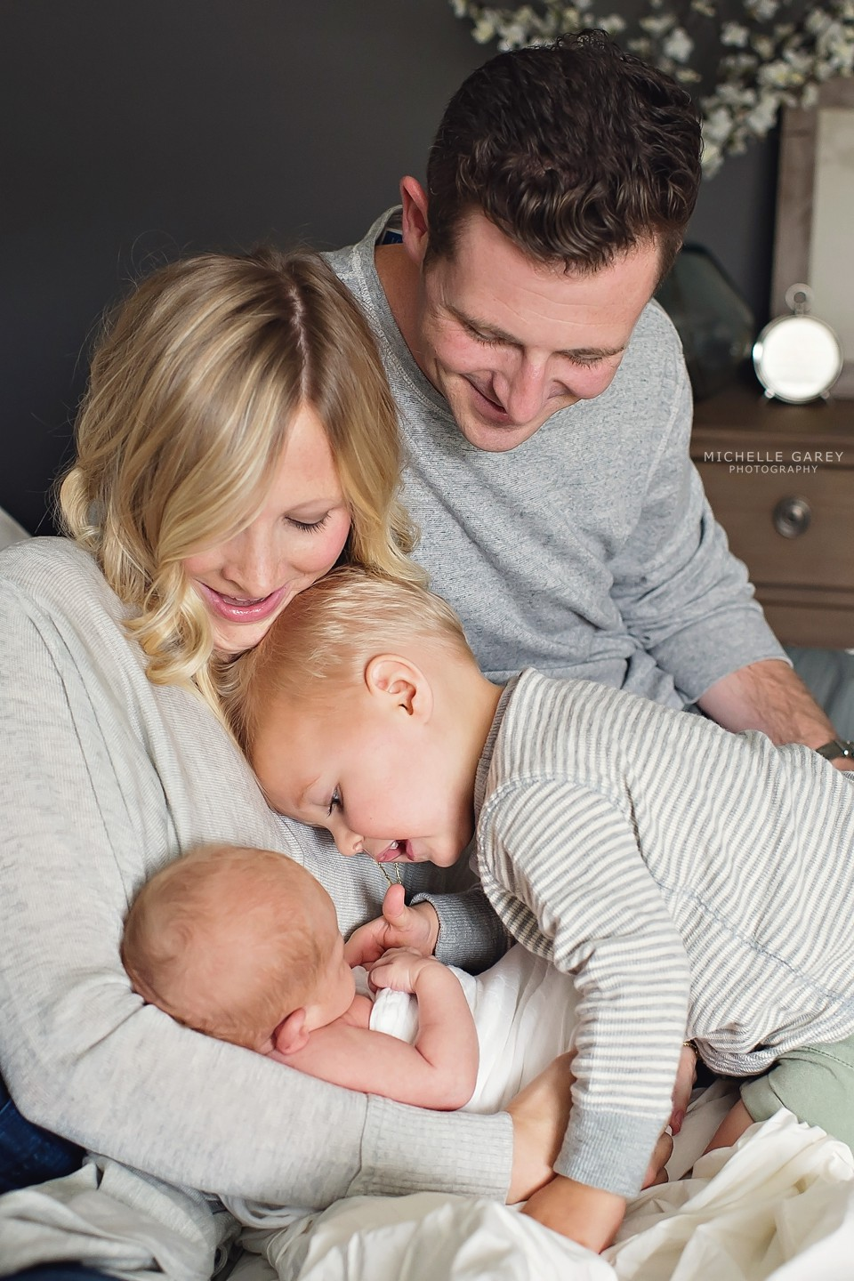 Crosby's Newborn Session :: Denver Birth Photographer