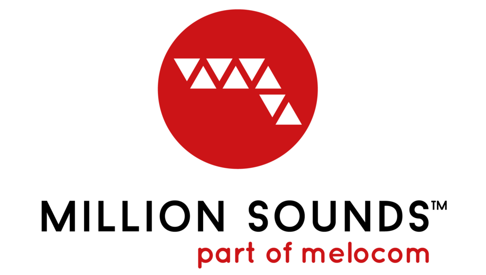 Million Sounds_Logo_Part of Melocom