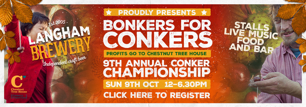 Langham Brewery - Bonkers for Conkers